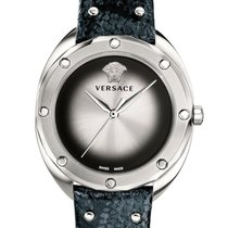 Versace Stål 38mm Kvarts VEBM00118 ny