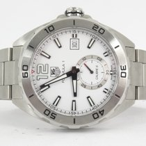TAG Heuer Formula 1 Calibre 6 pre-owned White Steel
