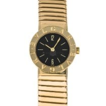 Bulgari Bulgari Yellow gold 23mm Black United States of America, Maryland, Baltimore, MD