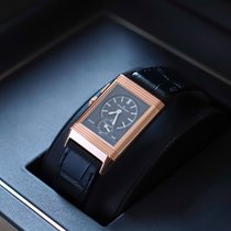 Jaeger-LeCoultre Grande Reverso Ultra Thin Duoface Or rose Argent France, Paris