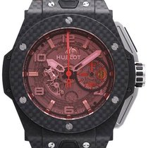 Hublot Big Bang Ferrari Carbon 45mm Transparent Arabisch Deutschland, Bietigheim-Bissingen