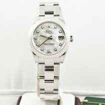 Rolex Newstyle 31mm Datejust 178274 Rolex MOP Diamond Dial