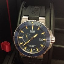 Oris Maldives 01 643 7654 7185 - Box & Papers