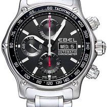 玉宝  (Ebel) 1911 Discovery Chronograph Men's Watch 9750L62-...