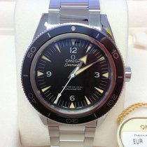 Omega Seamaster 300 233.30.41.21.01.001 - Box & Papers 2015