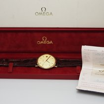 Omega klassik Automatik Date Ref.: 1211 ungetragen/NOS -Gold...