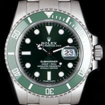 Rolex Submariner Date Steel 40mm Green United Kingdom, London