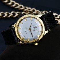 Omega SEAMASTER 6250 14K GOLD 1958