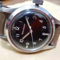 예거 르쿨트르 스틸 수동감기 Mark XI 6B/346 중고시계