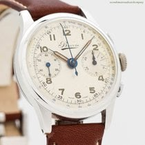 Bovet Chronograph 34mm Manual winding 1950 pre-owned Silver