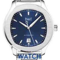 Piaget Polo S Steel 42mm Blue
