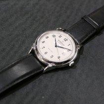 Eterna 1948 Steel 40mm White Arabic numerals