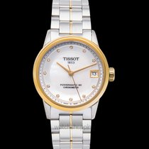 Tissot Luxury Automatic Steel 33mm Mother of pearl