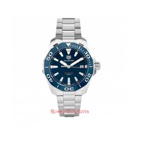 TAG Heuer WAY111C.BA0928 Steel 2019 Aquaracer 300M 41mm new
