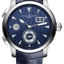 Ulysse Nardin Dual Time 3343-126LE/93 2018 new