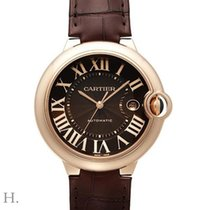 Cartier Ballon Bleu 42mm new 2019 Automatic Watch with original box and original papers W6920037
