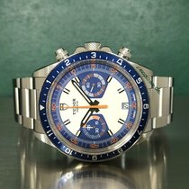帝陀 Heritage Chrono Blue