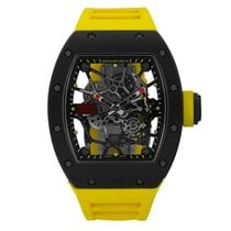 Richard Mille Carbon 48mm Manual winding RM035 pre-owned