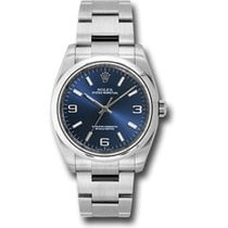 Rolex Oyster Perpetual 36 Steel 36mm Blue United States of America, Florida, Miami