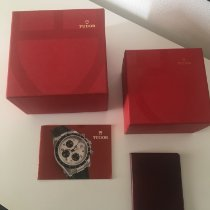 Tudor 79260 Stal Prince Date 40mm