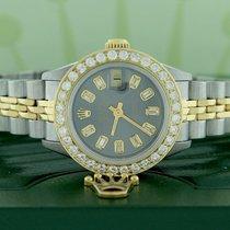 Rolex Lady-Datejust Acero 26mm Gris
