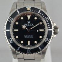 Rolex Submariner (No Date) usato 40mm Acciaio
