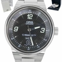 Oris Steel 40mm Automatic 7560 pre-owned United States of America, New York, Smithtown