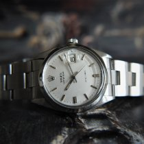 Rolex 6694 Steel 1969 Oyster Precision 34mm pre-owned United Kingdom, Whitby- North Yorkshire