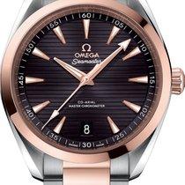 Omega Seamaster Aqua Terra Or/Acier