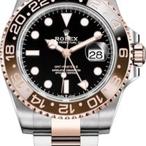 Rolex 126711CHNR Gold/Steel GMT-Master II 40mm new United States of America, New York, New York