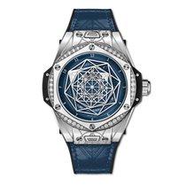Hublot Steel Automatic new Big Bang Sang Bleu