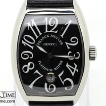Franck Muller Steel 36mm Automatic 7851 SC DT pre-owned United Kingdom, London