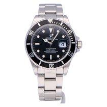 Rolex 16610 Stahl 1997 Submariner Date 40mm gebraucht