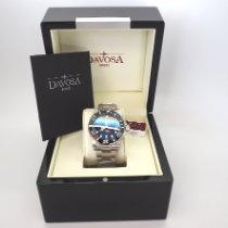 Davosa Steel 42mm Automatic 161.559.50 new