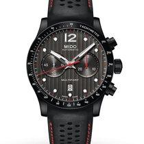 Mido Multifort Chronograph Stahl Deutschland, Gotha