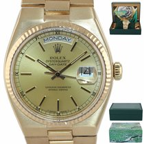 Rolex Day-Date Oysterquartz Yellow gold 36mm Gold United States of America, New York, Huntington