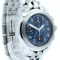 Baume & Mercier Capeland Steel 38mm Blue United States of America, California, West Hollywood