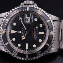 Rolex Submariner Date Acciaio 40mm Nero Senza numeri Italia, arezzo