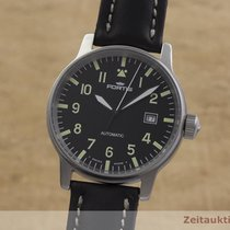 Fortis Flieger 595.10.46.1 Very good Steel 40mm Automatic