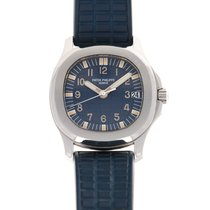 Patek Philippe 5066A-010 Steel 1997 Aquanaut 36mm pre-owned