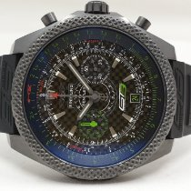 Breitling Bentley Supersports Titanium 49mm Black