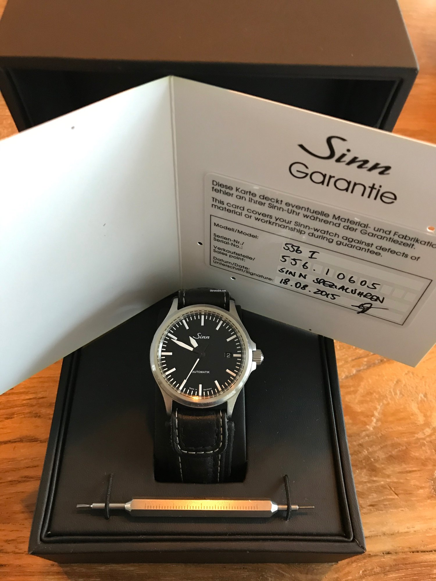 Sinn 556 I for £562 for sale from a Private Seller on Chrono24