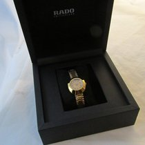 Rado Diastar Gold/Steel 28mm Gold Finland, Imatra