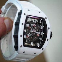 Richard Mille RM030 'White Rush' Watch