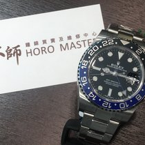 Rolex Horomaster - GMT Master II 116710BLNR