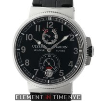 Ulysse Nardin Marine Chronometer Manufacture 1183-126/62 новые