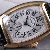 Franck Muller Cintrée Curvex Chronometro Gold