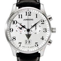 Junkers Lufthansa Ju 52 6686-1 Herrenuhr Chronograph