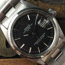 Rolex Date Black Dial