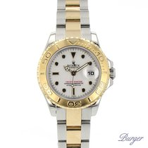 Rolex Yachtmaster 29 Steel/Gold
